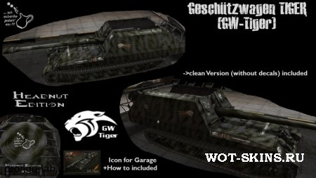 Gw-Tiger /03/ by Headnut