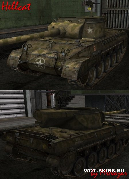 M18 Hellcat /03/ for WOT