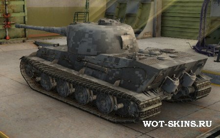 Lowe /17/ skin for world of tanks