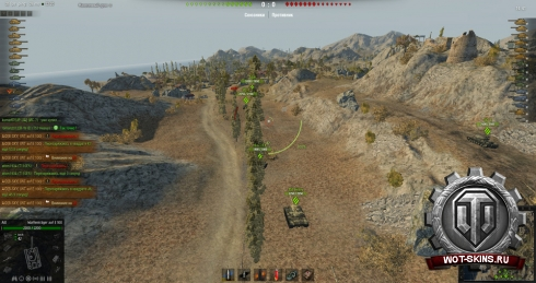 ������ ����� ��� world of tanks �� ������ AiD [0.8.11]