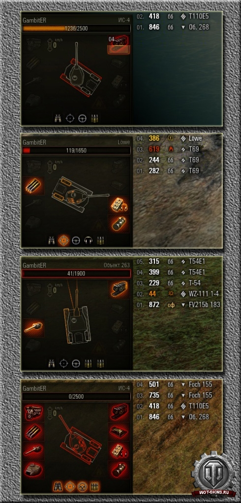 ����������� ������ ����������� ��� world of tanks � ����������� ������������ [0.9.5]